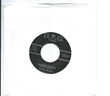 Prince George:Wrong crowd/I love too hard:Northern Soul Re-Issue