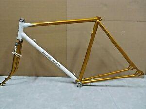 "Vintage Bicycle RALEIGH FRAME set 21.1/2"" for 26"" wheel Light Roadster NOS 1972"