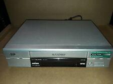 JVC HR-V500 VIDEOREGISTRATORE VHS 6 TESTINE + TELECOMANDO
