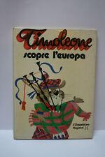 Timoleone Scopre l'Europa 1° edizione Saggiatore 1974 usato buono