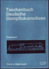Taschenbuch Deutsche Dampflokomotiven / Regelspur / 240 Schwarzweißfotos