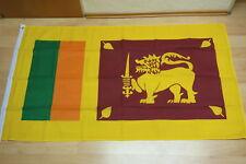Fahnen Flagge Sri Lanka Neu - 90 x 150 cm