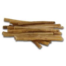 "25 Rawhide Cigar Shape Dog Chews 10"" x 15mm Treats Dental Sticks Hide Chews NEW"