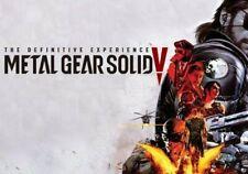 Metal Gear Solid V: la experiencia definitiva región de Europa Llave PC (vapor)