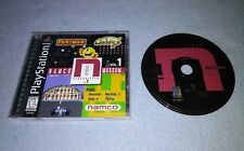 Namco Museum Vol. 1 Pac-Man ( PlayStation 1 PS1 nice Condition *RARE black LABLE