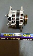 Nissan Patrol GQ GU TD42 Alternator 100amp without Vacuum Pump
