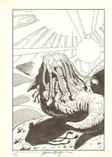 Star Wars Prophets of the Dark Side - Lady Jabba the Hut - art by June Brigman