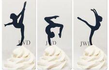Gymnastics Birthday ~ Frosting Sheet Cake Topper ~ Edible ~ D3075