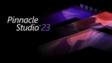 Pinnacle Studio 23 Standard / 1 PC Vollveversion Complète FR UE