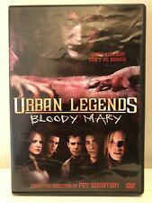 DVD Urban Legends Bloody Mary WS 2005 Like New