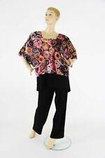 Geblümte hüftlange Damenjacken & -mäntel aus Polyester mit Knöpfen
