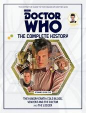 CHOOSE DOCTOR WHO - THE COMPLETE HISTORY ISSUES 60-69 ULTRA FAST W'WIDE MAIL
