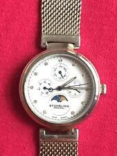 Stuhrling Original Selene 672 Moon Phase Women's Watch Needs Repair