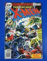 UNCANNY X-MEN #119 UK Variant 12 Pence MARVEL BRONZE AGE COMIC BOOK 1978 ~ VF