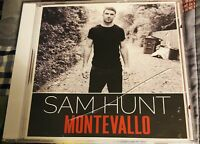 Montevallo by Sam Hunt (CD, Oct-2014, MCA Nashville)- Free Shipping