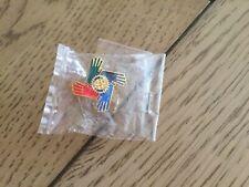 Rotary Club International Four Hands Pin Badge