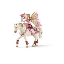 Schleich 70519 Feya In Festive Clothes, Riding (Bayala) Plastic Figure