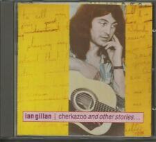 Cherkazoo and Other Stories Ian Gillan  CD