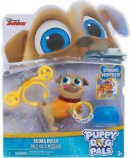 Puppy Dog Pals Light Up Pals On A Mission Scuba Rolly Action Figure