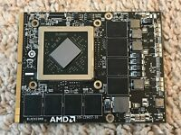 "For APPLE IMAC 27"" A1312 Mid 2011 RADEON HD 6970M HD6970M 1GB DDR5 VIDEO CARD"