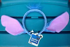 NEW NWT DISNEY LILO AND STITCH EARS COSTUME PLUSH HAT HEADBAND ADULT OR CHILD