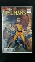 All-New Inhumans 1 Variant Edition Marvel High Grade Comic Book RM8-69