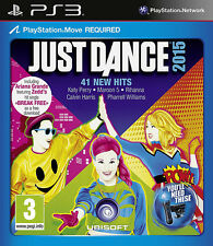 Just Dance 2015 PS3 *in Excellent Condition*