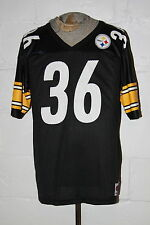 VTG Champion Pittsburgh Steelers Jerome Bettis The Bus NFL Football Jersey Sz 44