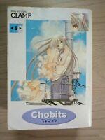 Chobits Book 1 (volumes 1-4), Seinen Manga, English, 16+, Clamp