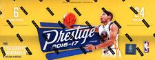 2016/17 Panini Prestige Basketball Box 2 Auto Per Box