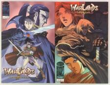 Warlands Chronicles TPB's #1 & 2 (Image 1999) 2 x issues.