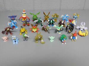 Digimon Mini Figures Lot