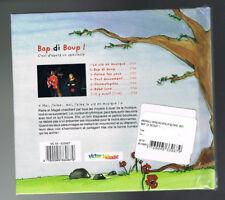 BAP DI BOUP ! - LIVRE CD - MAGALI GRÉGOIRE & PIERRE BOUGUIER - NEUF