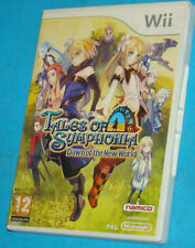 Tales of Symphonia - Dawn of the new World - Nintendo WII - PAL ITA