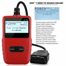 Automotive OBOII OBD2 Scanner Diagnostic Code Reader VC309 Car Diagnostic Tool