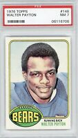 1976 Topps Football Cards Complete Set NM/MT  Walter Payton PSA 7  Beautiful!