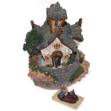 Boyds Bearly Built Villages Bear Chapel in the Wood 19003 Box Boyds Town