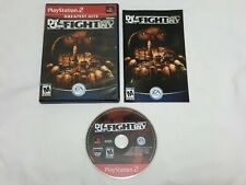 Def Jam Fight for NY Playstation 2 Game COMPLETE PS2 defjam new york Works Great