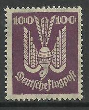 Timbres d'Allemagne et de ses anciennes colonies poste aérienne