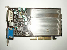 NVIDIA GeForce FX 5200 128 MB DDR, VGA D-sub, DVI, S-video, AGP 8x