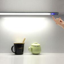 Hot 6W 30cm LED Touch Sensor Switch Light Bar Lamp Kitchen Closet Wardrobe Lamp