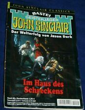 John Sinclair. Geisterjäger. Im Haus des Schreckens Band 49 Jason Dark