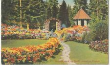 "Canada 1940 superb mint coloured pc ""Government Park, Banff, Canadian Rockies"""