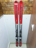 Rossignol Cup T Power 160 cm Ski + Axium 70 Bindings Winter Snow Sport Outdoor