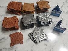 Fortnite Turbo Building Materials Pieces Jazwares Lot of 62 Parts