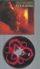 CD-COHEED AND CAMBRIA HERE WE ARE JUGGERNAUT  // PROMO