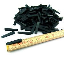 Fliesenkeile Kunststoff 250 Stk Plastik Fliesenabstandshalter 30 x 0-5 mm