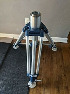 FARO Heavy-Duty Portable Folding Tripod for FARO Arm or Laser Tracker -FARO OEM