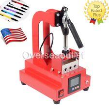 Digital Pen Heat Press Machine for Pen Heat Transfer Printing 110V USA