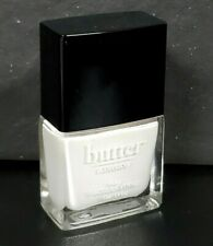Butter London Nail Polish COTTON BUDS 0.4 oz 11 ml SEALED white opaque (m0.5